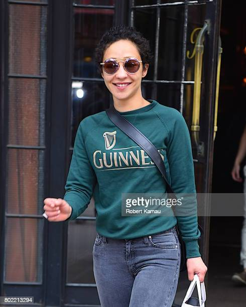 Ruth Negga seen out in Manhattan on June 27 2017 in New York City