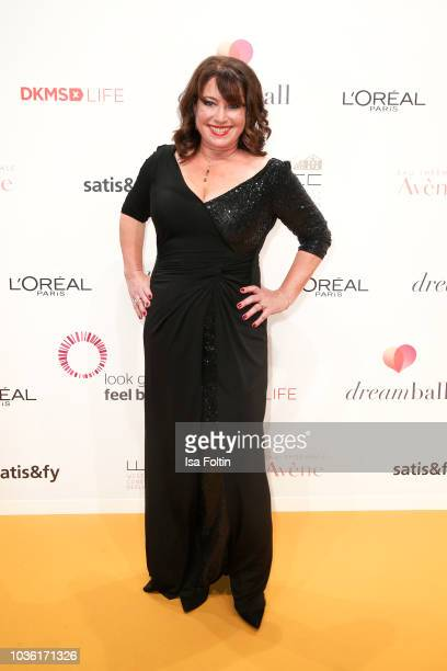 Ruth Neri attends the Dreamball 2018 at WECC Westhafen Event Convention Center on September 19 2018 in Berlin Germany