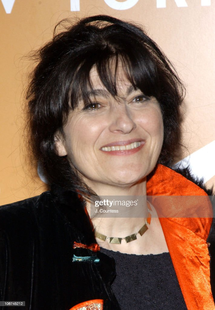 Ruth Reichl, Editor of Gourmet Magazine and New York Times Restaurant Critic