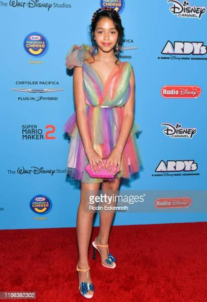 Ruth Righi attends the 2019 Radio Disney Music Awards at CBS Studios Radford on June 16 2019 in Studio City California