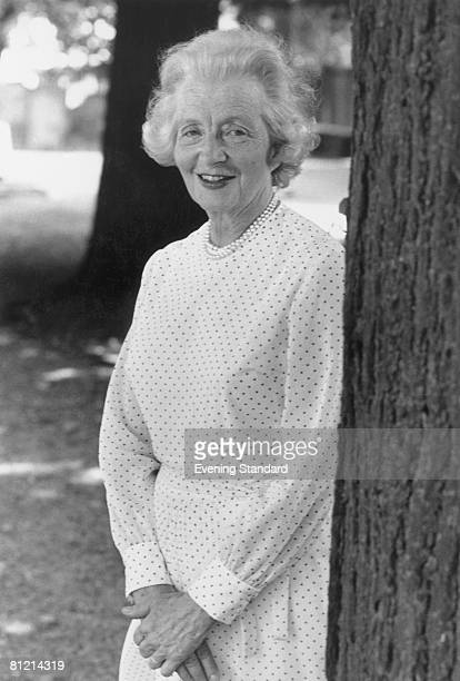 Ruth Roche Baroness Fermoy Woman of the Bedchamber at the court of Queen Elizabeth II 1st August 1975 Fermoy was a longtime friend of the Queen...