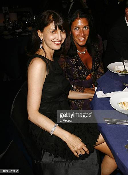 Ruth Vitale and Cathy Winterstern during amfAR's Cinema Against AIDS Benefit in Cannes Presented by Bold Films Palisades Pictures and The Weinstein...