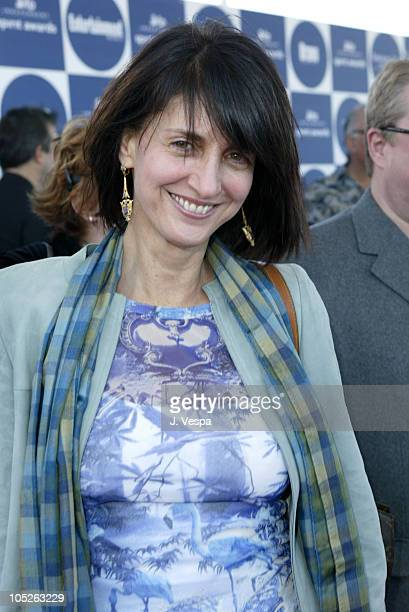 Ruth Vitale during The 19th Annual IFP Independent Spirit Awards - Red Carpet at Santa Monica Pier in Santa Monica, California, United States.