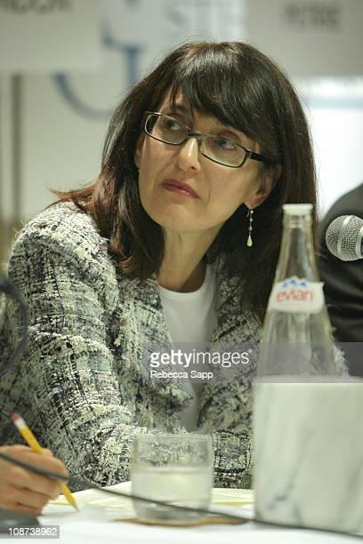 Ruth Vitale, producer during American Film Market - Optimizing Test Screenings as a Research Tool at Le Merigot Hotel in Santa Monica, California,...