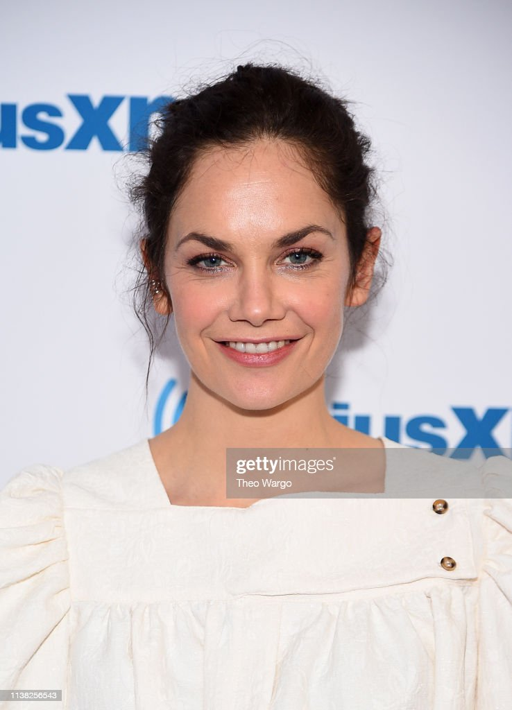 NY: Celebrities Visit SiriusXM - March 25, 2019