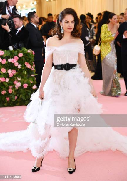 Ruth Wilson attends The 2019 Met Gala Celebrating Camp Notes on Fashion at Metropolitan Museum of Art on May 06 2019 in New York City