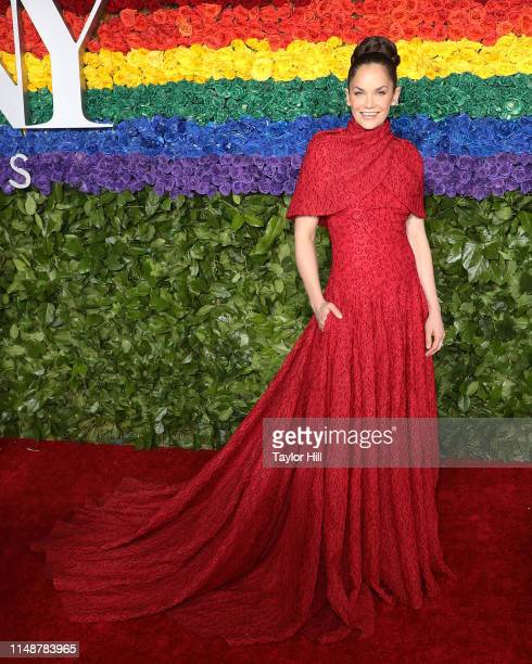 Ruth Wilson attends the 2019 Tony Awards at Radio City Music Hall on June 9 2019 in New York City
