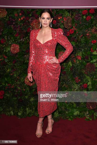 Ruth Wilson attends the 65th Evening Standard Theatre Awards at London Coliseum on November 24 2019 in London England