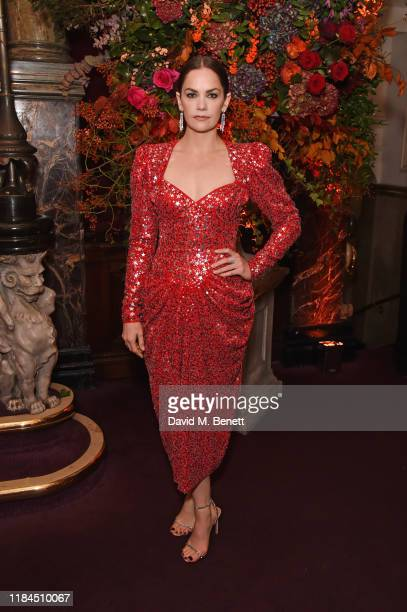 Ruth Wilson attends the 65th Evening Standard Theatre Awards in association with Michael Kors at the London Coliseum on November 24, 2019 in London,...