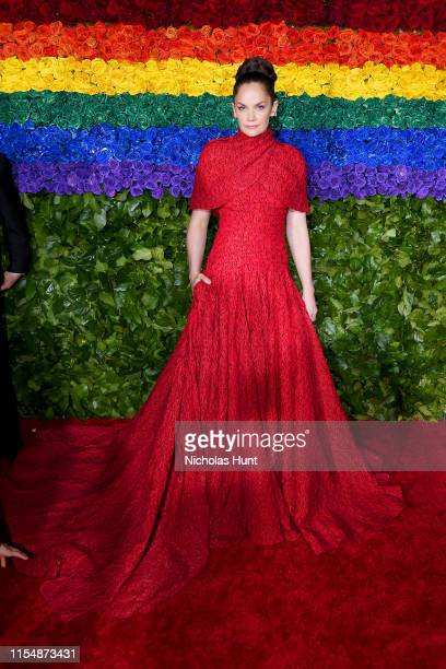 Ruth Wilson attends the 73rd Annual Tony Awards at Radio City Music Hall on June 09 2019 in New York City