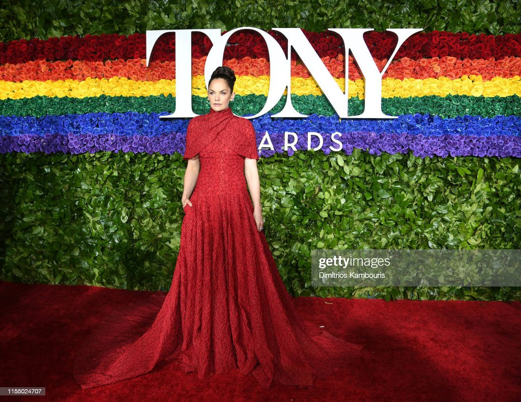 73rd Annual Tony Awards - Red Carpet : News Photo
