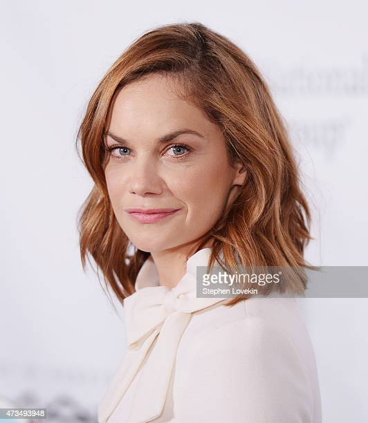 Ruth Wilson attends the 81st Annual Drama League Awards And Luncheon at Marriot Marquis Times Square on May 15 2015 in New York City