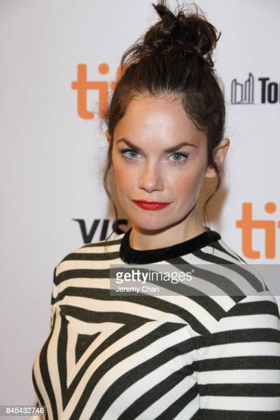 Ruth Wilson attends the 'Dark River' premiere during the 2017 Toronto International Film Festival at Winter Garden Theatre on September 10 2017 in...