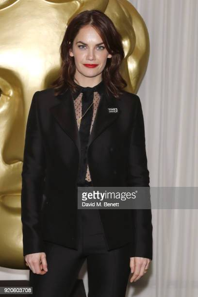 Ruth Wilson attends the EE British Academy Film Awards gala dinner held at Grosvenor House on February 18 2018 in London England
