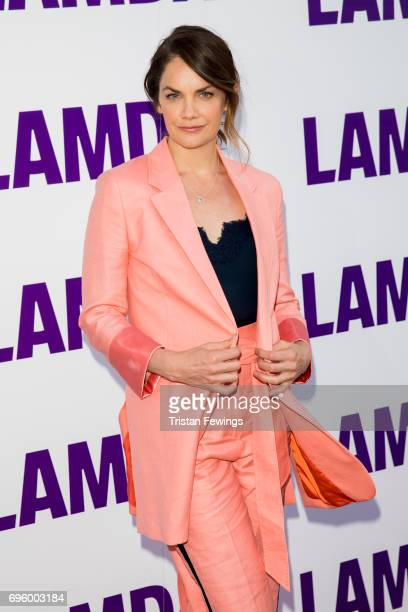 Ruth Wilson attends the LAMDA Royal Gala at LAMDA on June 14 2017 in London England