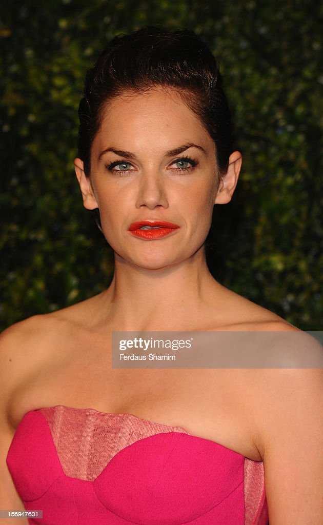Ruth Wilson attends the London Evening Standard Theatre Awards on November 25, 2012 in London, England.
