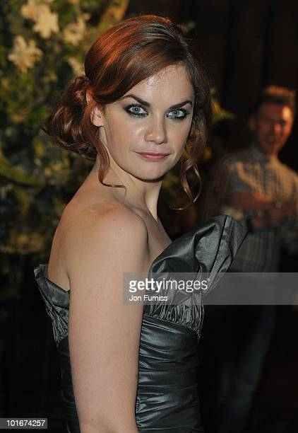 Ruth Wilson attends the Philips British Academy Television Awards after party at the Natural History Museum on June 6 2010 in London England