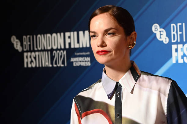 "GBR: ""True Things"" UK Premiere - 65th BFI London Film Festival"
