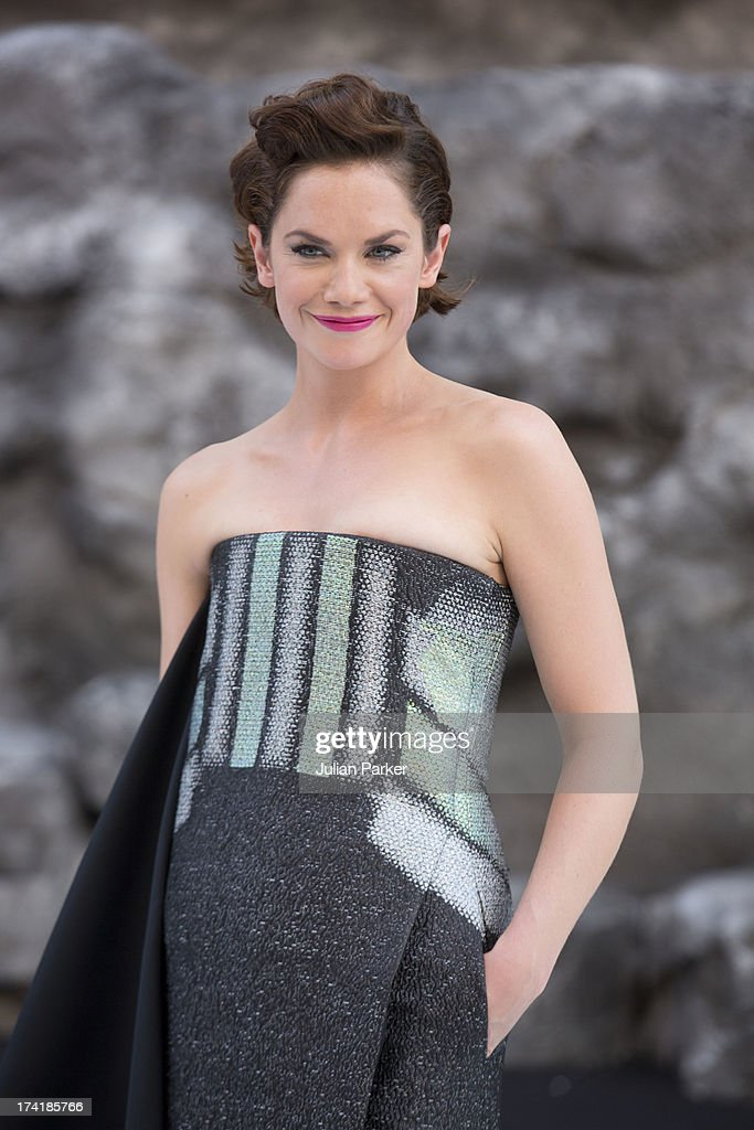 Ruth Wilson attends the UK Premiere of 'The Lone Ranger' at Odeon Leicester Square on July 21, 2013 in London, England.