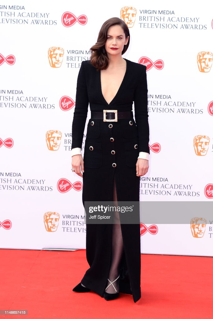 Virgin Media British Academy Television Awards 2019 - Red Carpet Arrivals : News Photo