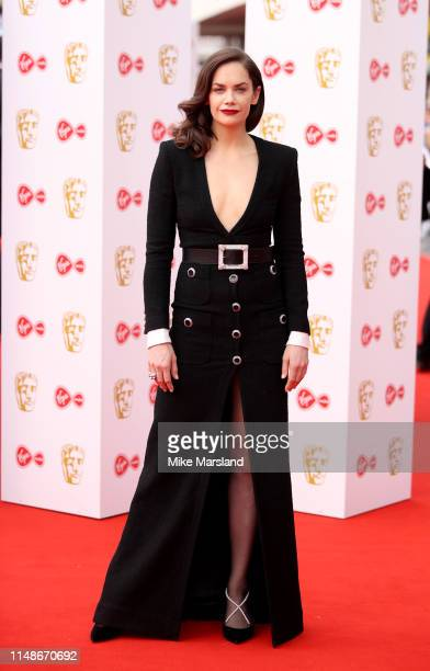 Ruth Wilson attends the Virgin Media British Academy Television Awards 2019 at The Royal Festival Hall on May 12 2019 in London England