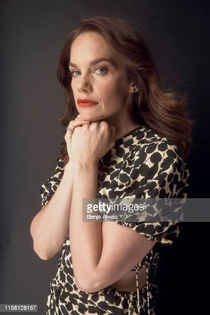 Ruth Wilson of BBC One and HBO's 'His Dark Materials' poses for a portrait during the 2019 Summer TCA Portrait Studio at The Beverly Hilton Hotel on...