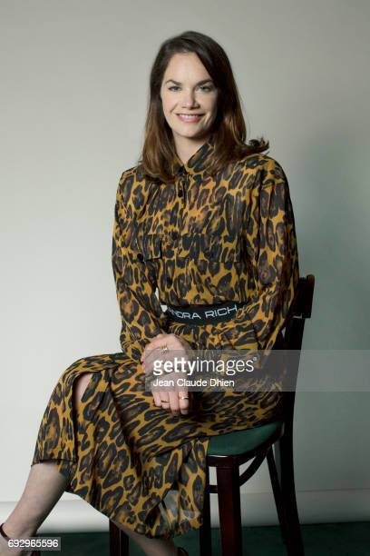 Ruth Wilson poses for a portrait during the Tribeca Film Festival at Tribeca Grill Loft on April 20 2017 in New York City
