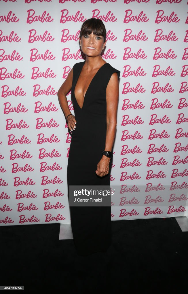 Ruthie Davis attends Barbie And CFDA Event on September 5, 2014 in New York City.