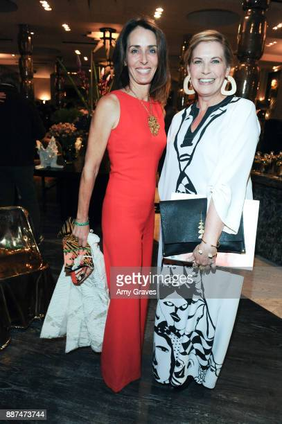 Ruthie Sommers and Molly Luetkmeier attend Kelly Wearstler hosts 'The Authentics' book signing launch party for Melanie Acevedo and Dara Caponigro at...