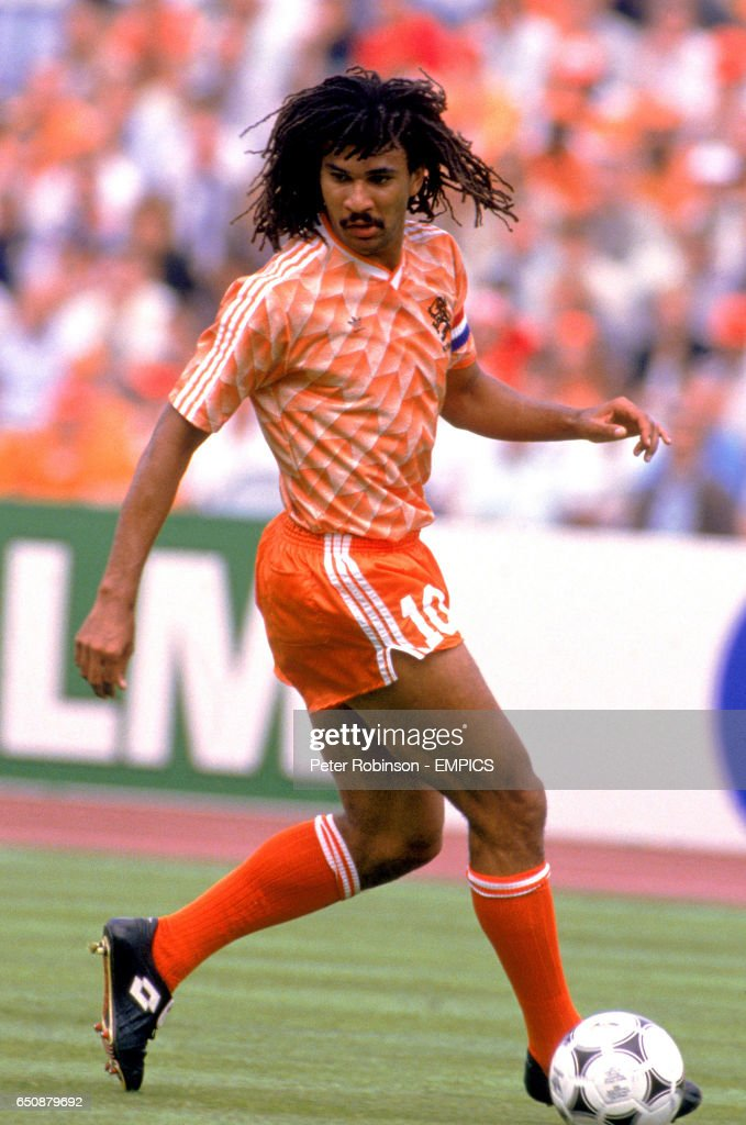 Ruud Gullit, Holland News Photo - Getty Images