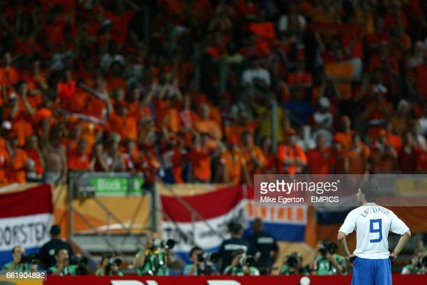 Ruud van Nistelrooy, Holland after the game