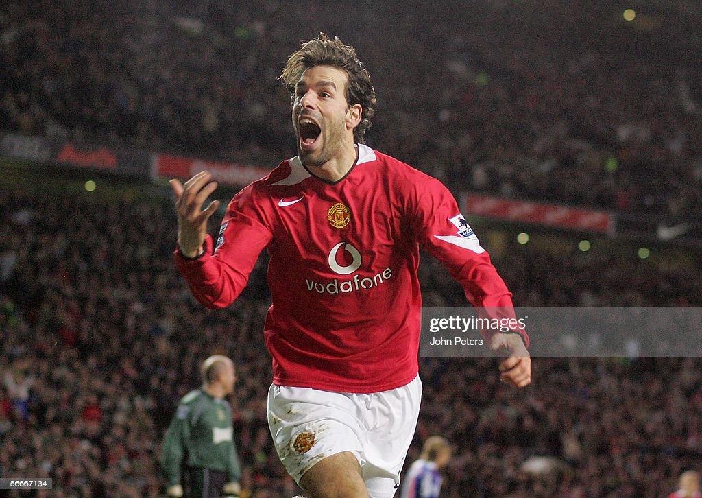 Manchester United v Blackburn Rovers : News Photo