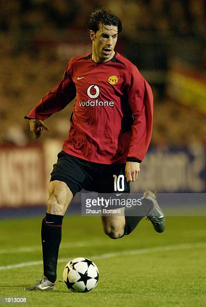 World S Best Man Utd Real Madrid 2003 Stock Pictures Photos And