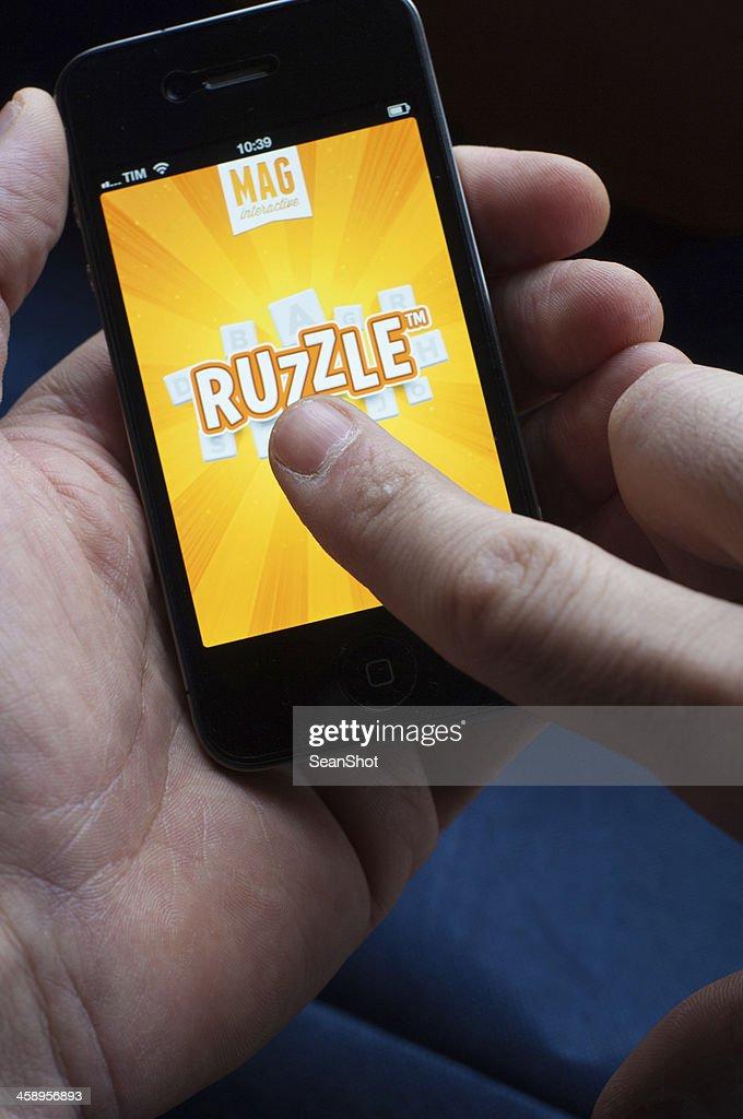 RUZZLE GRATIS PER IPHONE SCARICARE