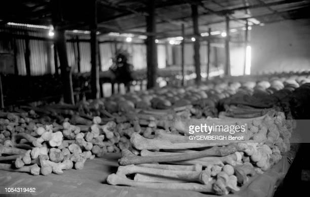 conflit interethnique entre Hutus et Tutsis rencontre avec les rescapés tutsis du génocide rwandais et leurs bourreaux hutus 10 ans après Dans...