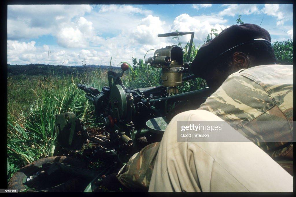 Civil War Breaks Out In Rwanda : News Photo