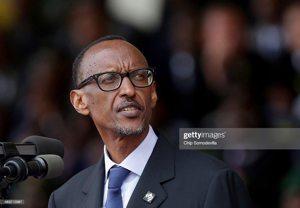 Rwanda Commemorates The Country's 1994 Genocide : News Photo