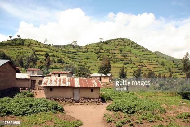 Rwandan village