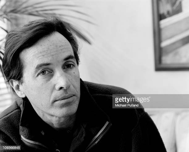 Ry Cooder portrait London May 1988