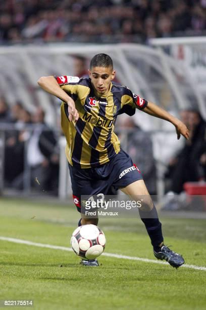 Ryad BOUDEBOUZ Nancy / Sochaux 10eme journee de Ligue 1