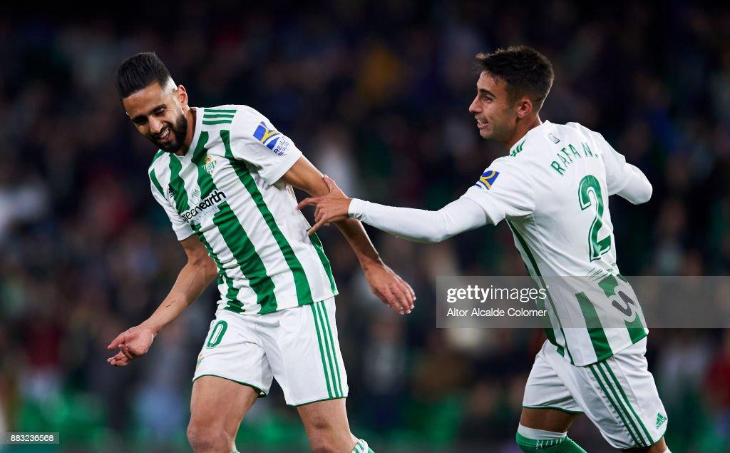 Real Betis vs Cadiz - Copa Del Rey