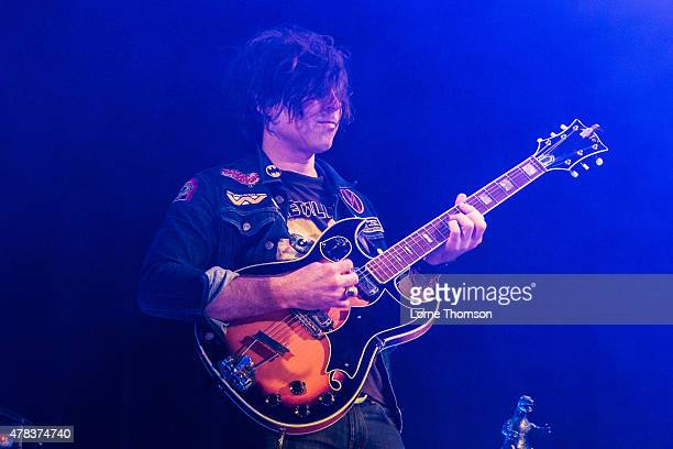 Ryan Adams performs at Islington Assembly Hall on June 24 2015 in London United Kingdom