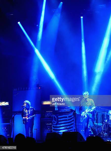 Ryan Adams performs onstage during 2015 Governors Ball Music Festival at Randall's Island on June 6 2015 in New York City