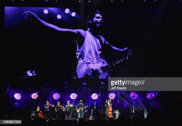 Ryan Adams performs onstage during I Am the Highway A Tribute to Chris Cornell on January 16 2019 at The Forum in Inglewood California