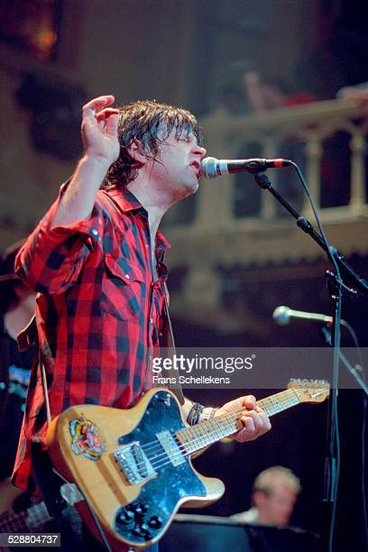 Ryan Adams singer and guitarist performs at the Paradiso on October 18th 2001 in Amsterdam Netherlands
