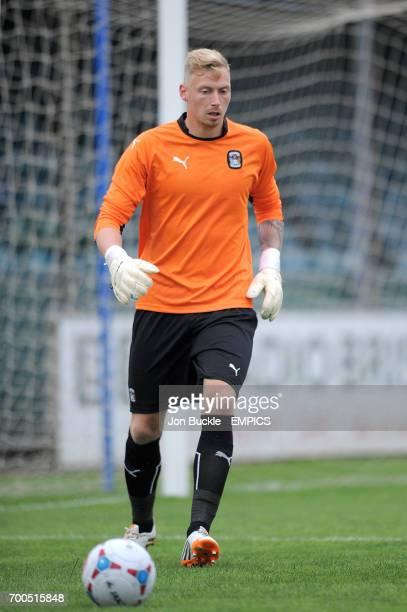 Ryan Allsop Coventry City goalkeeper