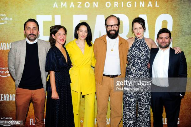 Ryan Andolina Gina Kwan Sian Clifford Brett Gelman Phoebe WallerBridge and Josh Lewis attend Special Screening Of Season 2 Of Amazon's Fleabag at...