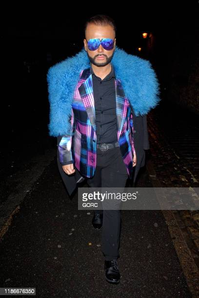 Ryan Anthony at the Ryan Anthony x LaEX Tan launch party at Vanilla Windsor on November 09 2019 in Windsor England