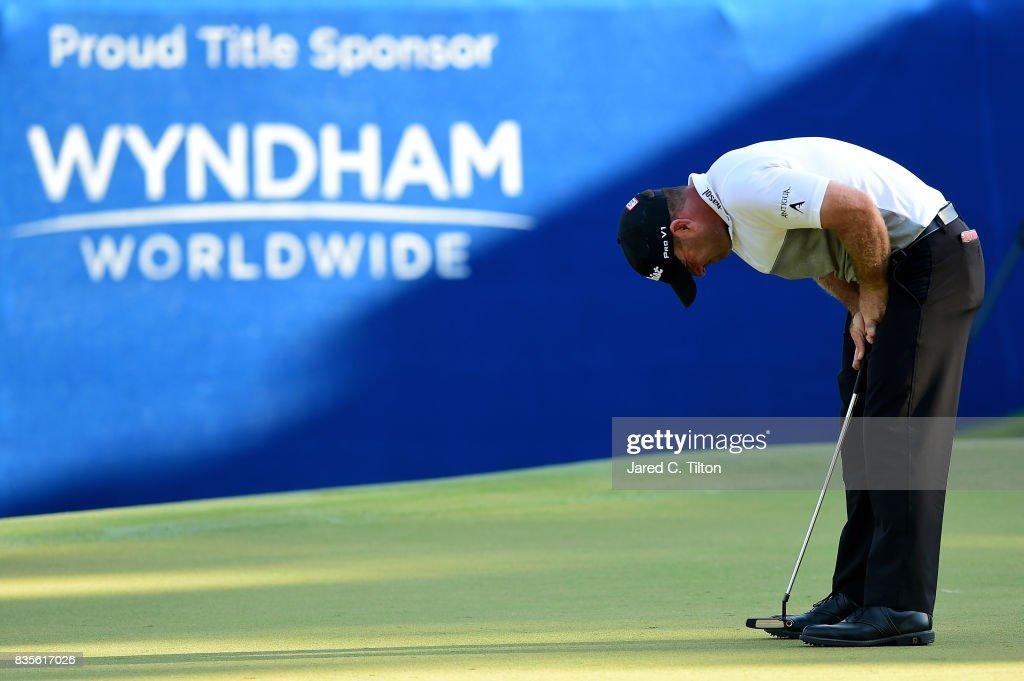 Wyndham Championship - Round Three
