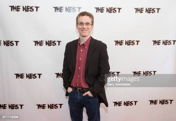 Ryan Atkins during 'The Nest' screening on June 10 2018 in Lockport Illinois